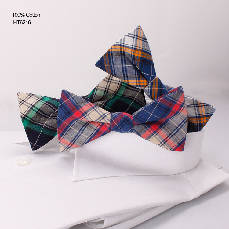 Wholesale Designer New Stripe Cotton Bow Ties For kid Baby
