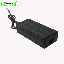 Fuyuang battery charger input ac 100 240v 33V 6A lifepo4 battery charger