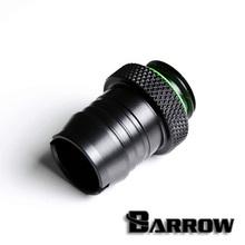 barrow black G1 / 4 'coin four points pagoda-type connector TB4C-C01