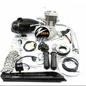 2 Cycle 80cc Moped Gasoline Engine/Motor Bike Gas Kit