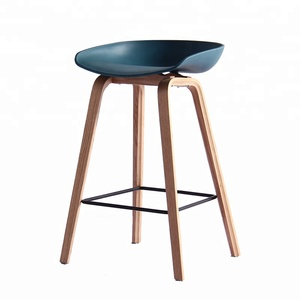 Terrific Commercial Bar Furniture High Counter Stool With Natural Wood Legs Squirreltailoven Fun Painted Chair Ideas Images Squirreltailovenorg