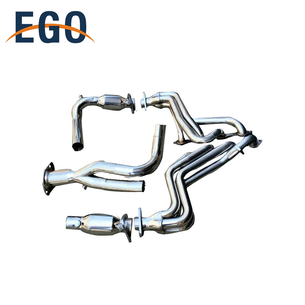 Performance Exhaust Systems >> Mid Down Performance Exhaust Systems Y Pipes Stainless Steel Pipe For Gmc Yukon Xl1500 Sierra Chevy Buy Y Pipes Stainless Steel Pipes Performance