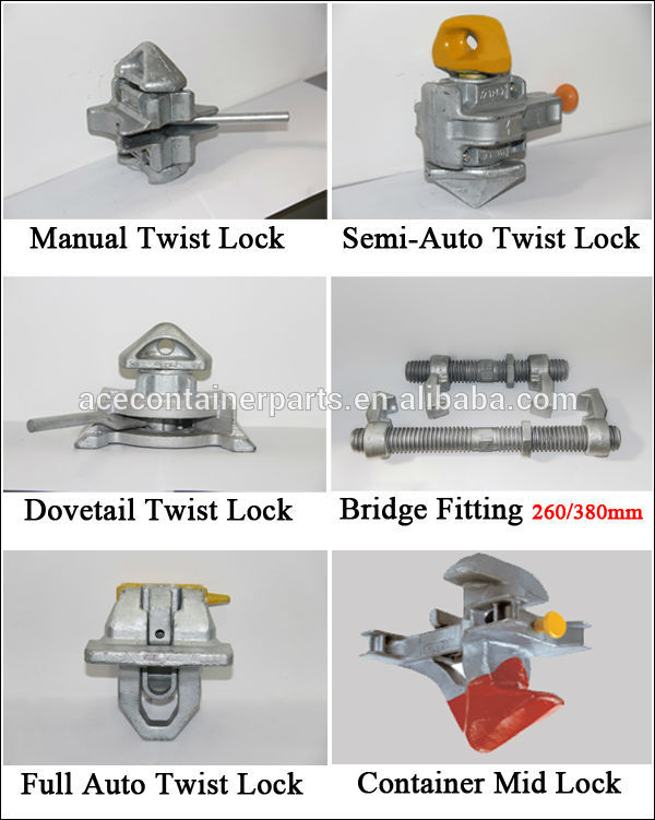 Shipping Container Twist Lock With Gl Certified Buy