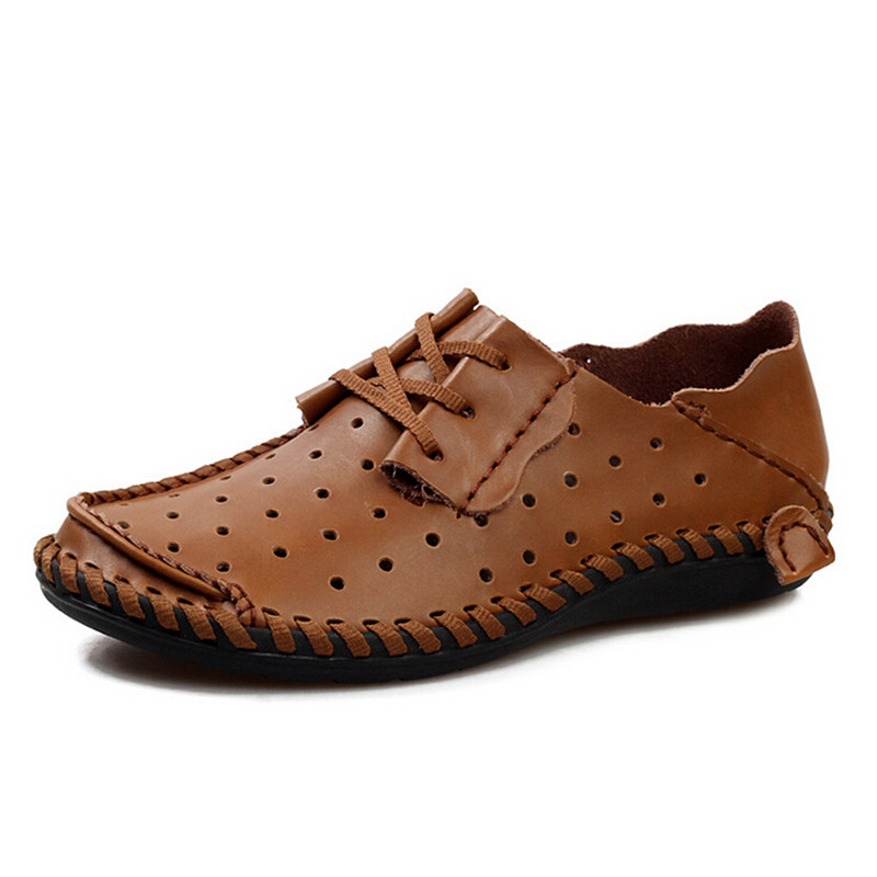 Woven Leather Shoes India