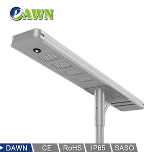 80W high power all in one solar led street light panel road sign new products on the russian market solar lawn light