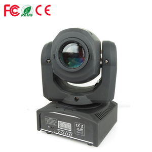 10w white led contemporary new coming 10w spot mini laser moving head light