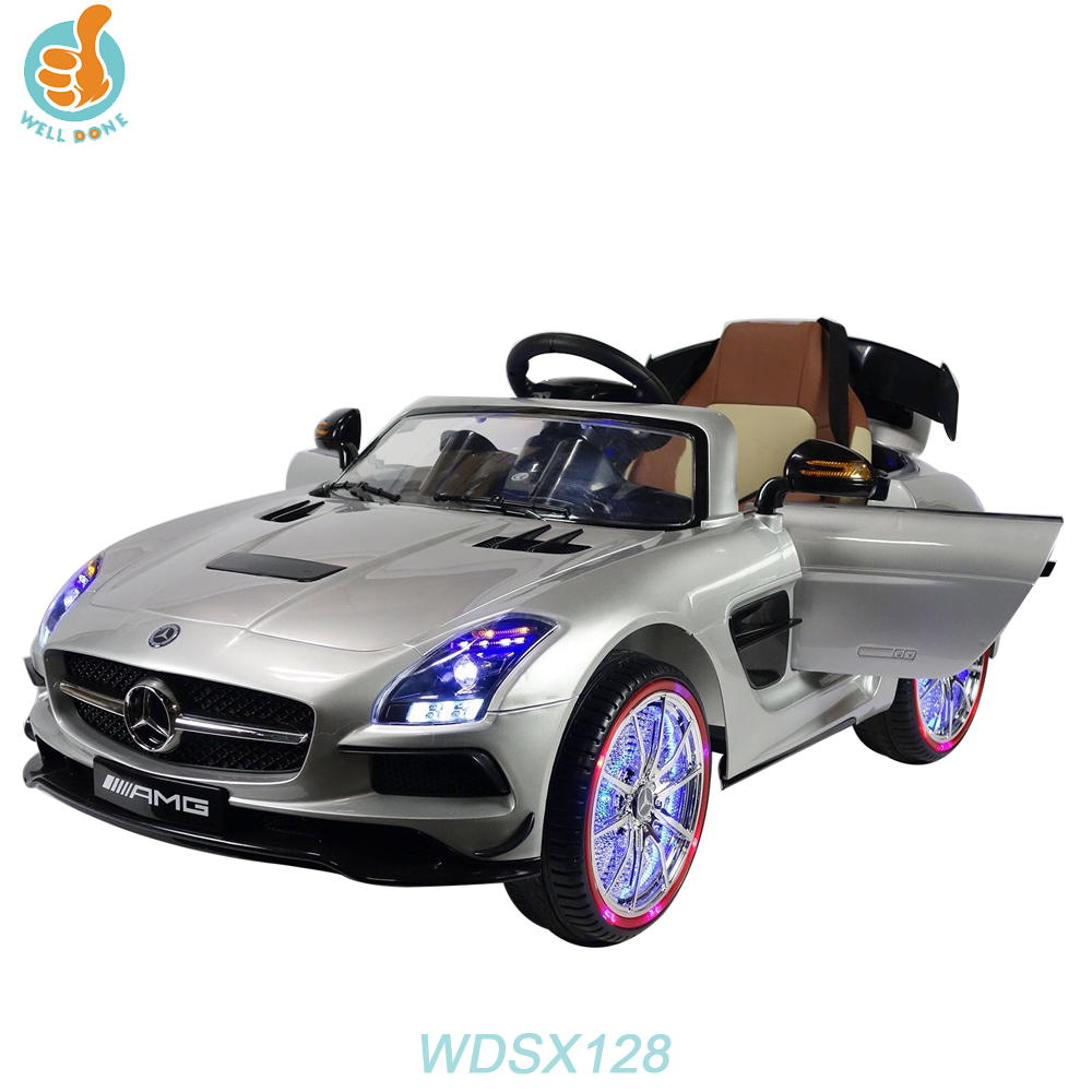 Wdsx128 Licensed Ce Baby Car,Rde On Car For Kids With Mp4 Player And ...