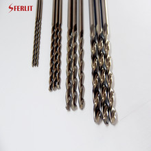 Dependable HSS-E german drill bits with free sample special offer