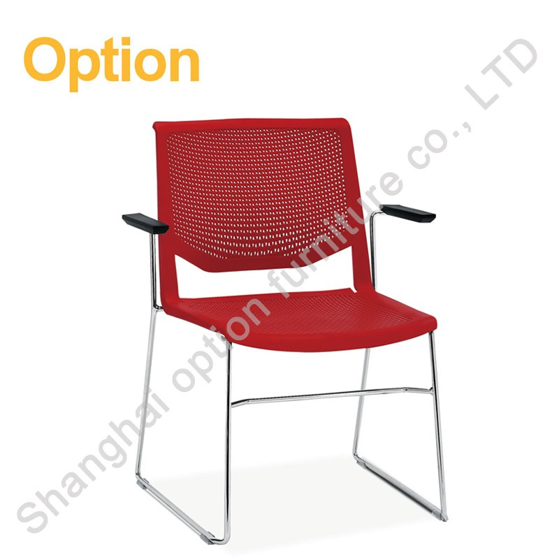 China wholesale plastic waiting chair transparent