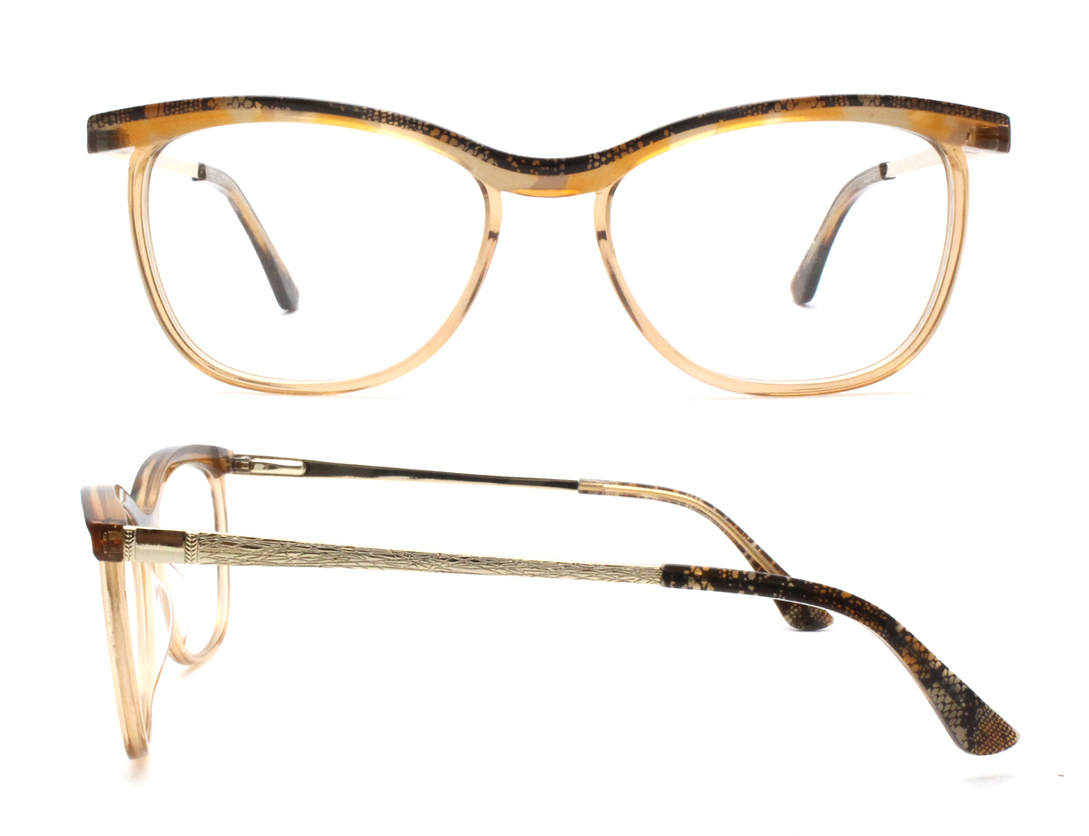 China Wholesale classical  High Grade hot selling acetate optical eyeglasses frame glasses