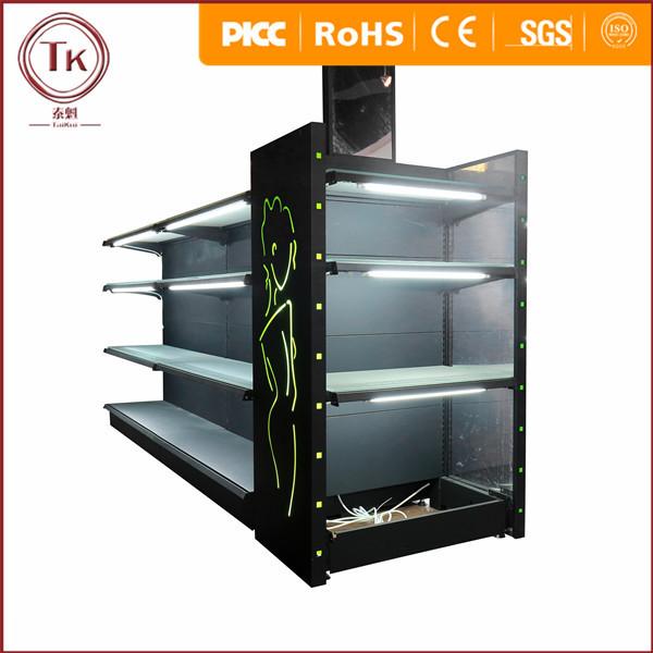 led light display cosmetic shelf buy display shelf cosmetic shelf