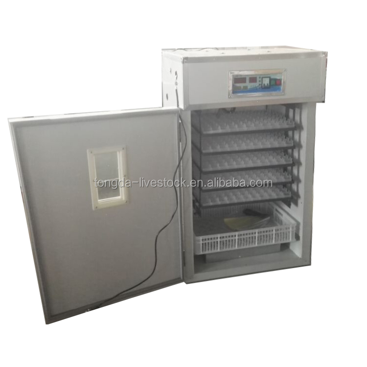 Multifunctional incubator 400 egg with great price machinery for small industries