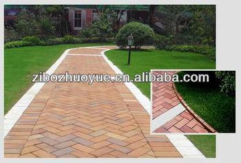 Garden Clay Paving BrickSquare Brickpaving Bricks