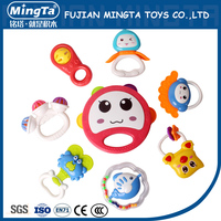 China online wholesale plastic baby rattles baby toy