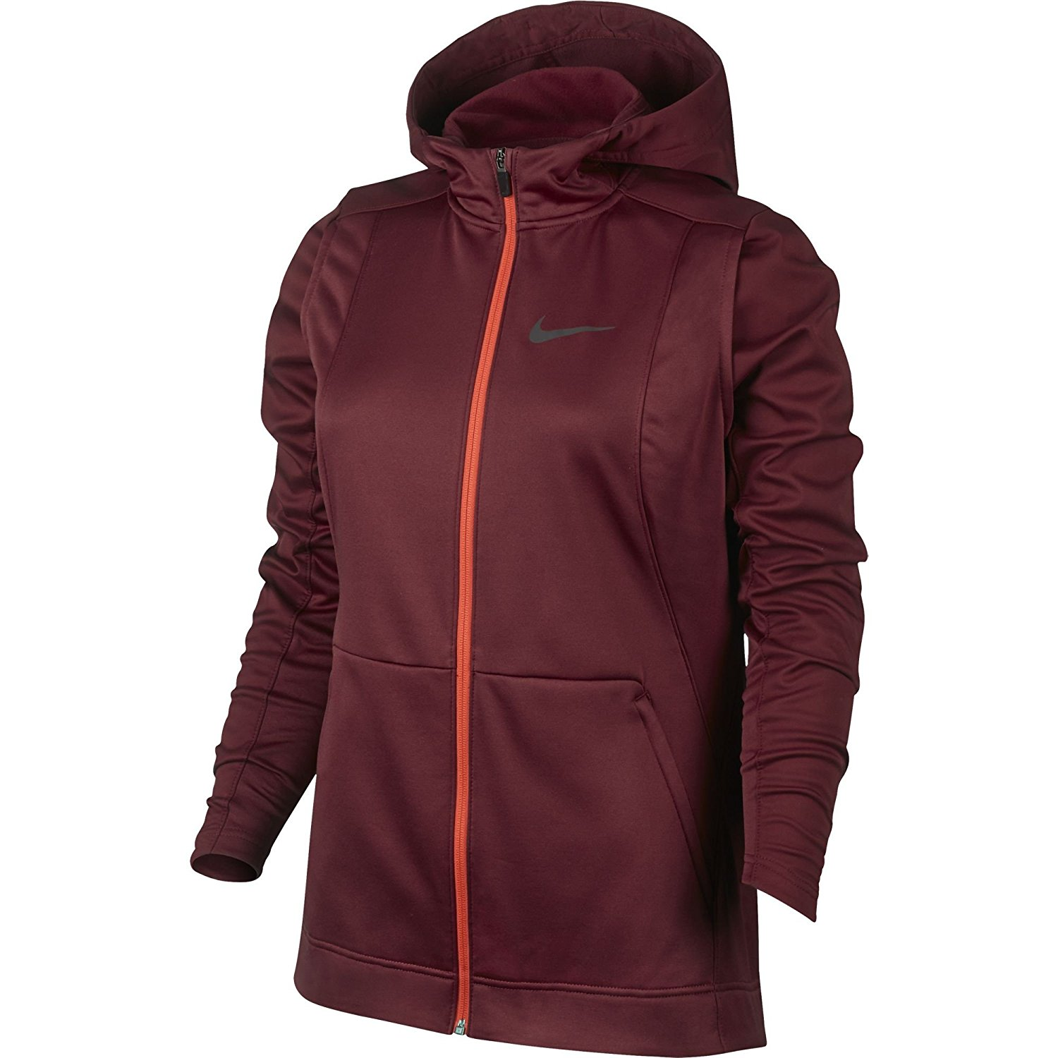 Get Quotations · Nike Women s Therma Hyper Elite Basketball Hoodie 6930b7f3bd