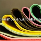Microfiber [ Pu Leather ] Pu High Quality Microfiber Base Pu Synthetic Leather Stock Lots