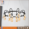 new arrive diy creative adjustable fancy chandelier with transformable lamp holder
