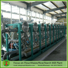 New design complete maize starch plant, corn starch plant, corn starch production line