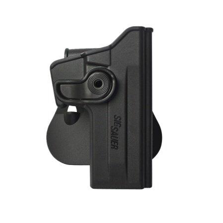 IMI-Defence-Z1070 - Polymer Retention Roto HandGun Holster/Holdster for Sig Sauer (Zig, sig saur) 226 (9mm/.40/357), P226 Tactical Operations (Tacops), BLACK