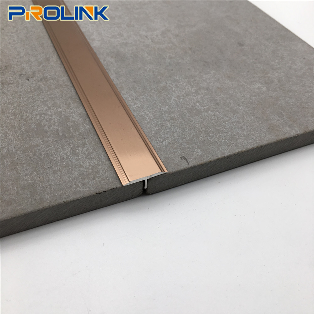 Tile Edge Trim Aluminum T Shape Metal Floor Transition Strips - Buy Metal  Floor Transition Strips,T Shape Transition,Tile Edge Trim Product on