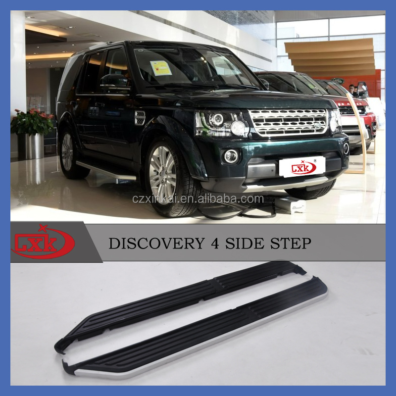 OE style running board/side step for Discovery 4