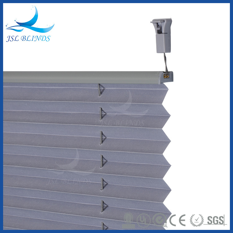 Factory Supply Cheap Price Sun Protection Pleated Plissee Blinds Online