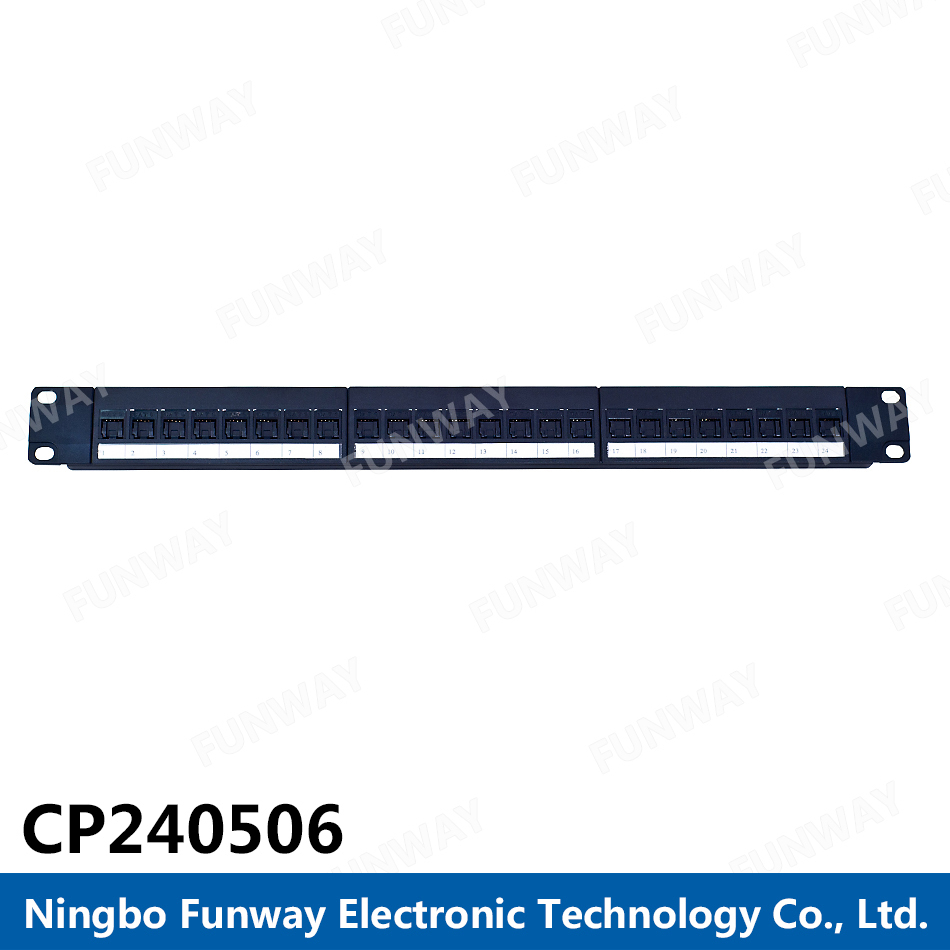 Patch panel visio Template