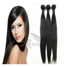 3pcs/lot safe package fast DHL/UPS delivery 30 days return guarantee virgin human brazilian raw hair weaving
