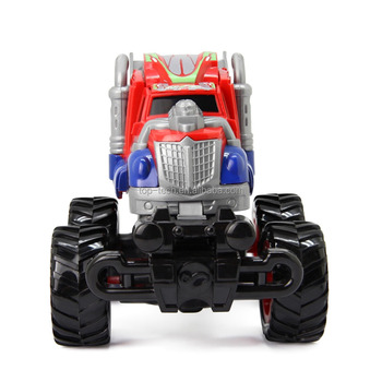 kids car toy High quality jumping bounce stunt car toy