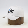 High Quality Embroidery Logo Distressed Cotton Custom Flexfit Baseball Cap Fitted