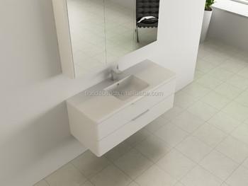 Wastafel Met Kast : Mm wand gehangen ijdelheid eenheid wastafel moderne badkamer