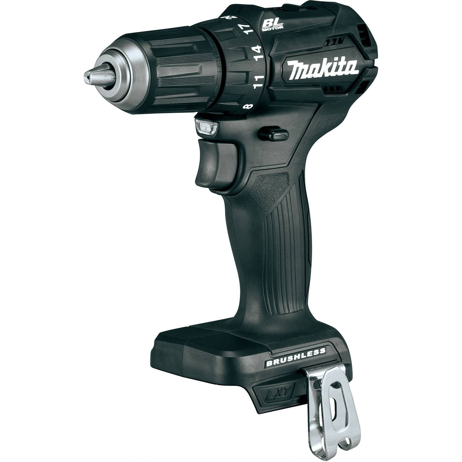 """Makita XFD11ZB 18V LXT Lithium-Ion Sub-Compact Brushless Cordless 1/2"""" Driver Drill"""