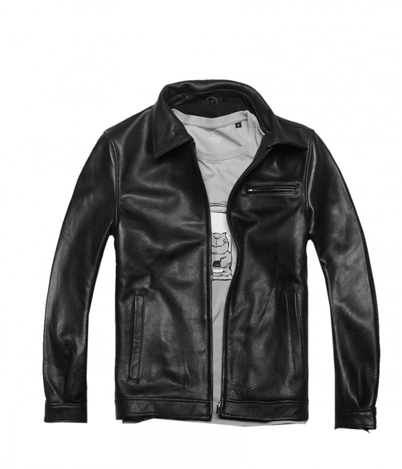 Leather jacket factory