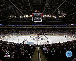 "MTS Centre Winnipeg Jets NHL Stadium Photo (Size: 16"" x 20"")"