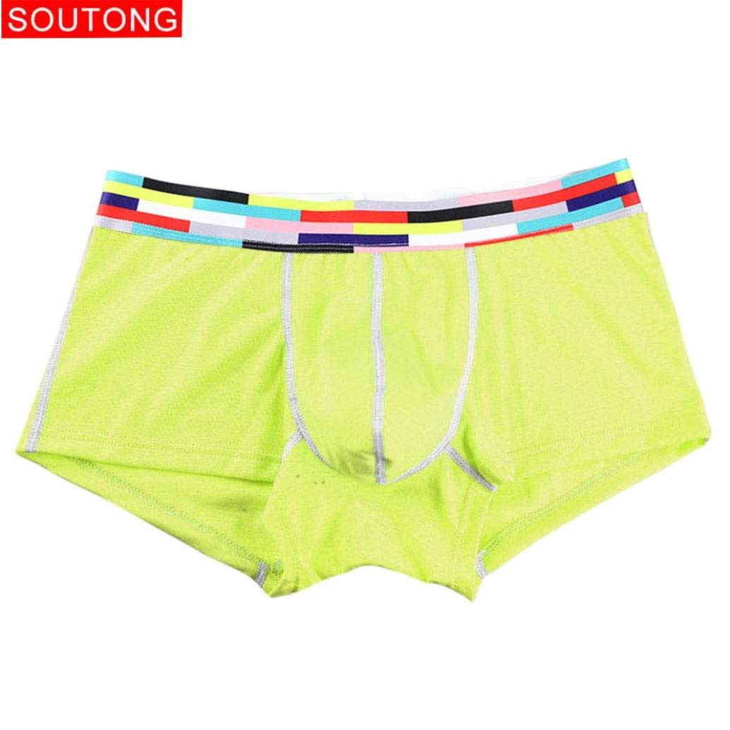 Get Quotations · WuyiMC Mens Sexy Elastic Underwear 4a57908e9086