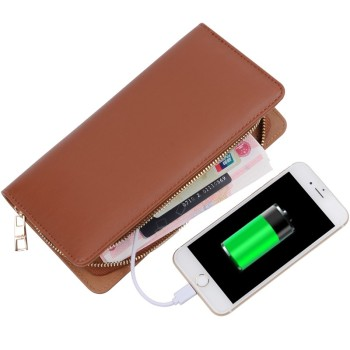 Factory Cheep Power Bank Wallet For Charging Moblie Phone