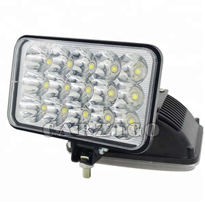 China manufacturer Carzigo lighting factory wholesale DC 10-30V LED car spotlights