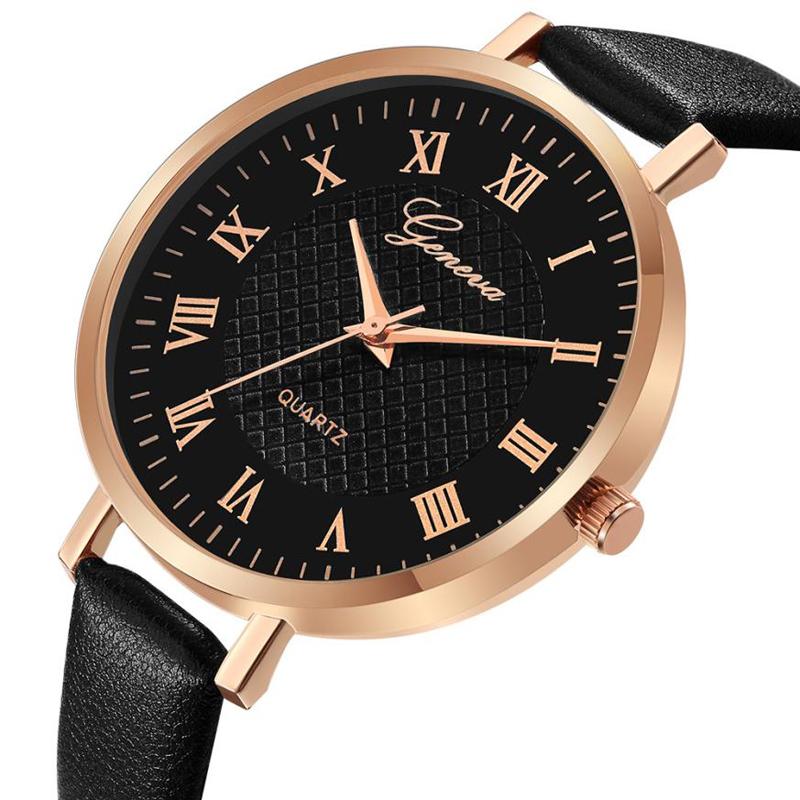 0eba78832f40 Envío gratuito alta calidad venta al por mayor vestido de las mujeres  relojes analógico de cuarzo