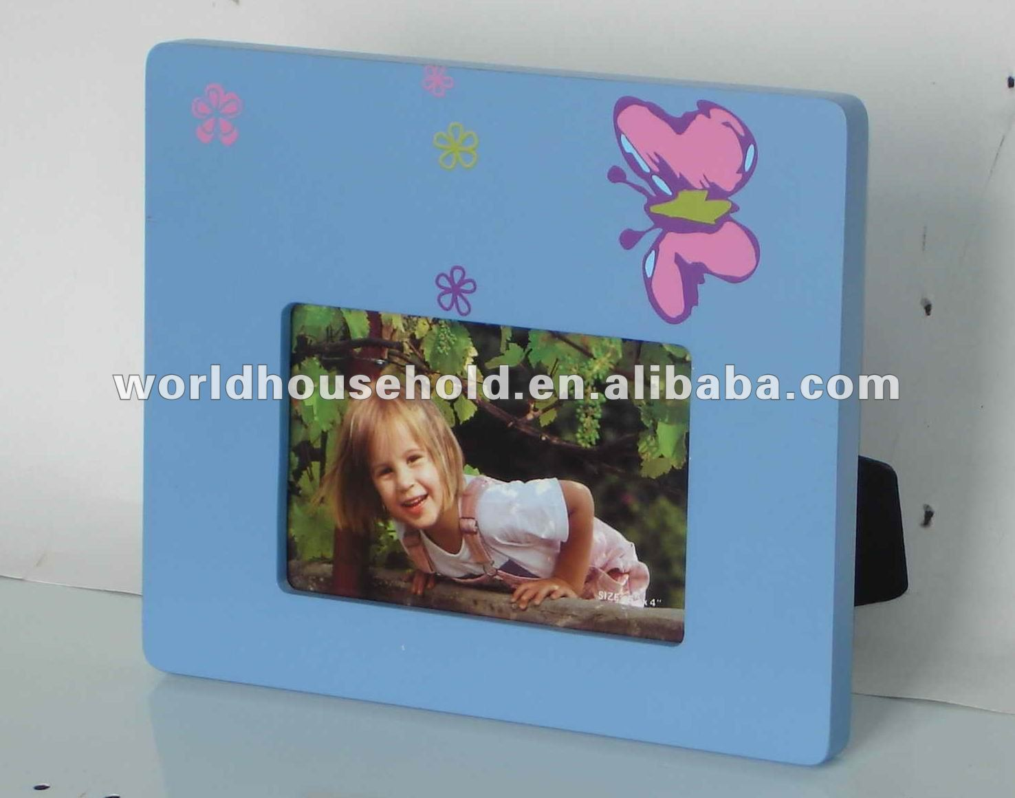 2012 wooden photo frame for picture