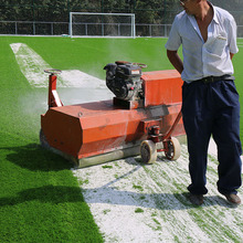 Artificial Grass Installing Tools Brushing Machine