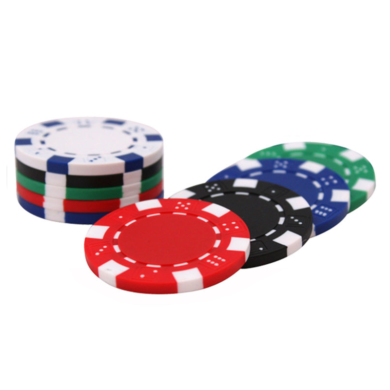 ABS/clay Poker Chips For , Poker Chips with Custom logo for poker game