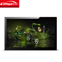 Android smart 14 inch advertising player with wifi and touch screen