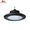 ETL DLC listed Die-casting aluminum Industrial 130lm/w 100-277vac 100Watt LED Round high bay low bay light