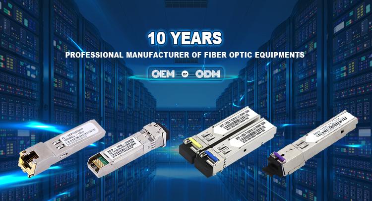 optical fiber module sfp