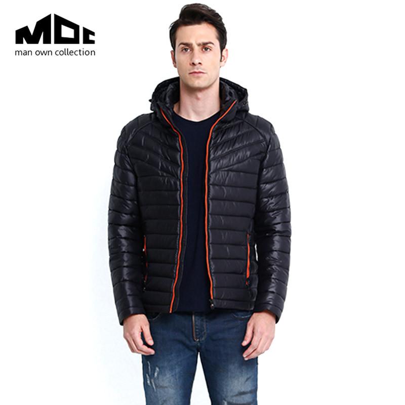 2016 Thick Winter Cotton Down Jacket Plus Size XXL Winter