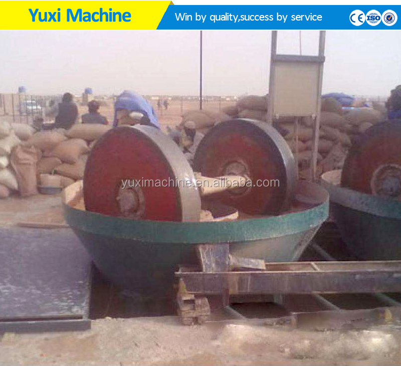 Very hot in Sudan beneficiation grinding gold machine/gold ore floating round grinding machine