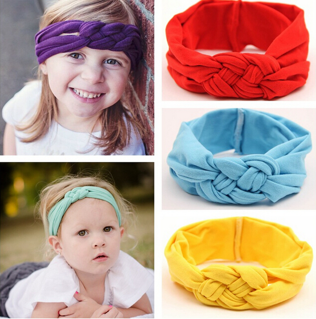 1623cf07da0 BABY hairstyles Hand-knit Children Accessories Baby Girl Cross Stretch Cute Kids  Cotton Headband Bebes Acessorios Para Cabelo ~ baby headband ~ Bajby.com ...