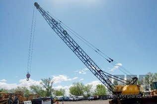 American 597 Lattice Boom Crawler Crane (#259886)