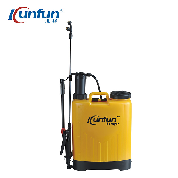 kaifeng new arrival 20L backpack pressure garden foaming pump sprayer