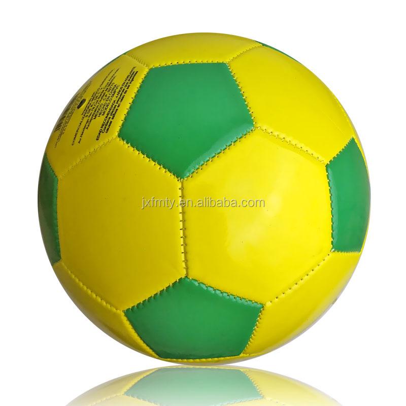 Giá tốt thể thao tốt PU PVC TPU Cao Su bóng đá bóng nhà máy